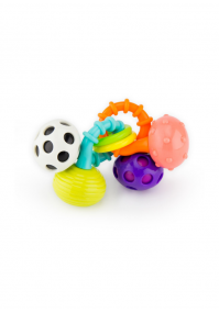 Bend and twist rattle Sassy
