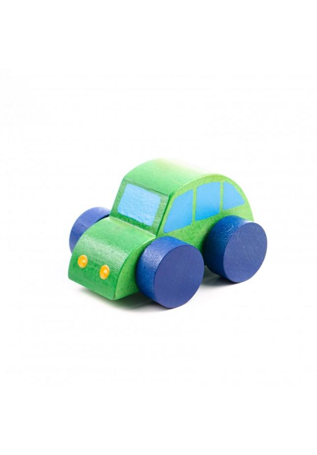 Mini green beetle car Tarnawa