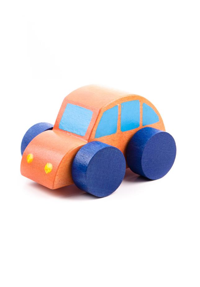 Ornage mini beetle car Tarnawa