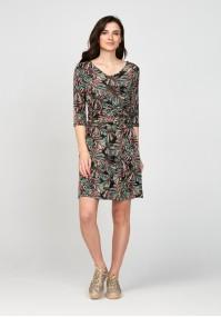 Sukienka 1117718 liście