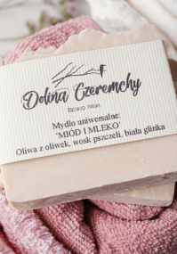 Mydło DC Miód i mleko 1523102