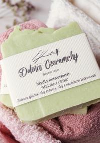 Mydło DC Melisa i Cedr 1523104