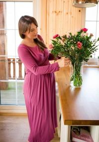 Sukienka 1117714C różowa