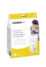 Breast milk storage bags Medela (50 pcs)