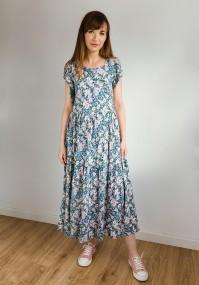 Sukienka 1117411 (pastelowa)