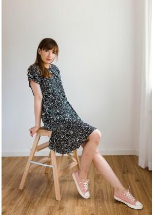Sukienka 1117401 (panterka)