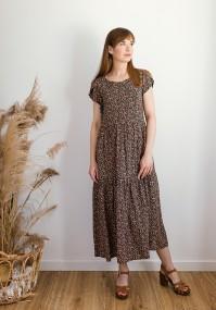 Sukienka 1117410 (tulipany)
