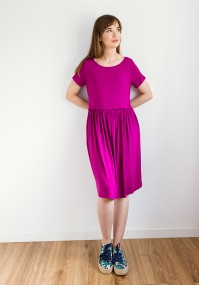 Sukienka 1117408 (fuksja)