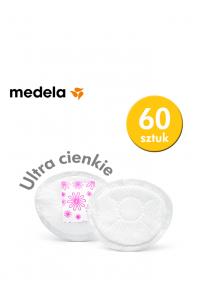 Wkładki laktacyjne Medela 60 sztuk